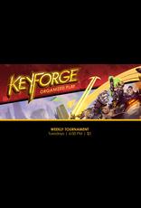Keyforge Tournament Tues 10/12  6:00pm