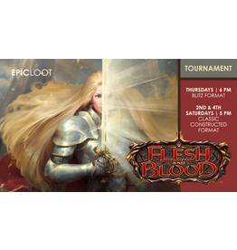 Flesh and Blood Classic Constructed Sat 10/23 5:00pm