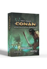 Modiphius Conan RPG: Story Cards