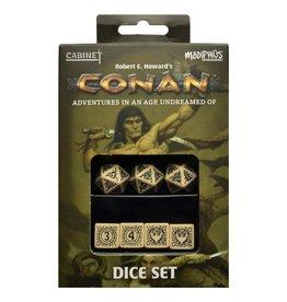 Modiphius Conan RPG: Dice Set