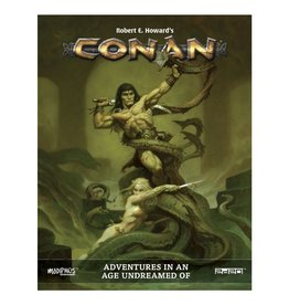 Modiphius Conan: Adventures in an Age Undreamed Of RPG