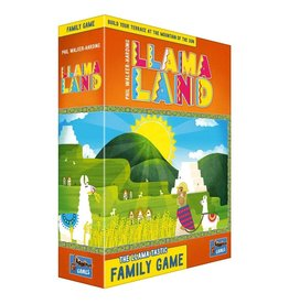 Lookout Games Llamaland: Building Terraces at Machu Picchu