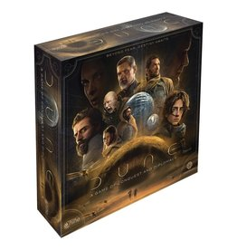 GaleForce Nine PREORDER: Dune Boardgame: Film Version