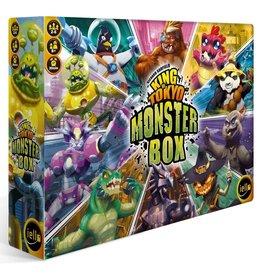 iello PREORDER: King of Tokyo: Monster Box