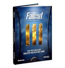 Modiphius Fallout RPG Core Rulebook