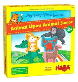 Haba My Very First Games: Animal Upon Animal Junior