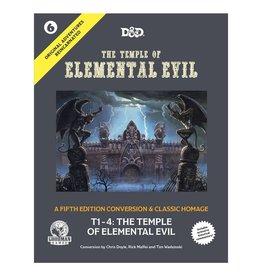 Goodman Games Original Adventures Reincarnated #6: The Temple of Elemental Evil