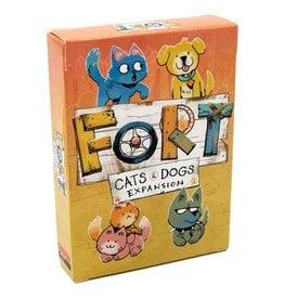 Leder Games Fort: Cats & Dogs expansion