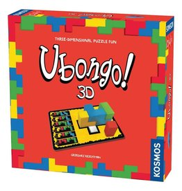 Thames & Kosmos Ubongo 3D