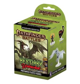 Wizkids Pathfinder Battles: Set 20 Bestiary Unleashed Booster pack