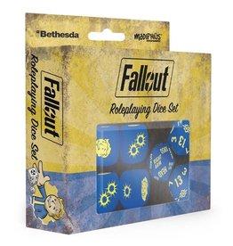 Modiphius Fallout RPG Dice set