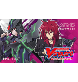 Cardfight!! Vangard Tournament 11/7/21 - 4:00pm