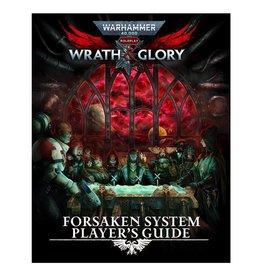 Cubicle Seven Warhammer 40K Wrath & Glory RPG: Forsaken Player's Guide