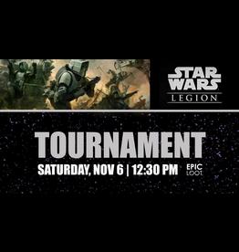 Star Wars Legion Tournament - Sat 11/6 - 12:30 PM