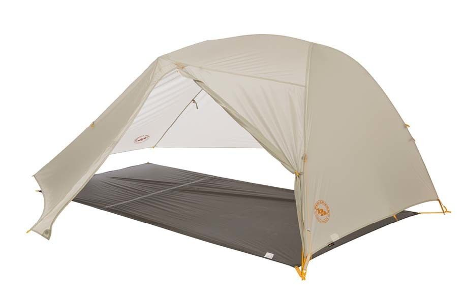 BIG AGNES BIG AGNES TIGER WALL UL 2 PERSON ULTRALIGHT TENT FOOTPRINT