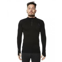XTM MERINO TOP ZIP NECK 230 MEN'S