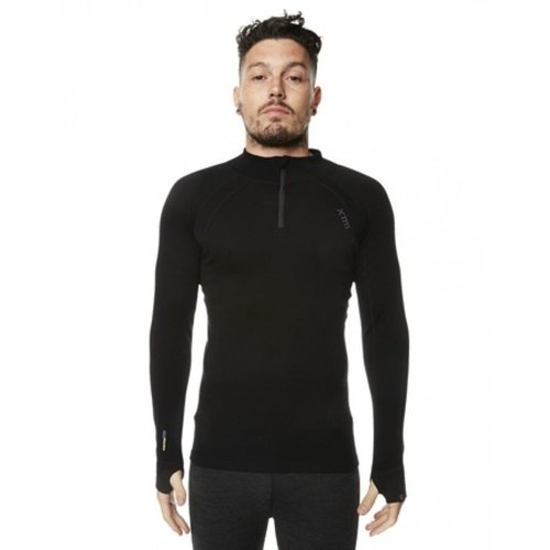 XTM MERINO XTM MERINO TOP ZIP NECK 230 MEN'S