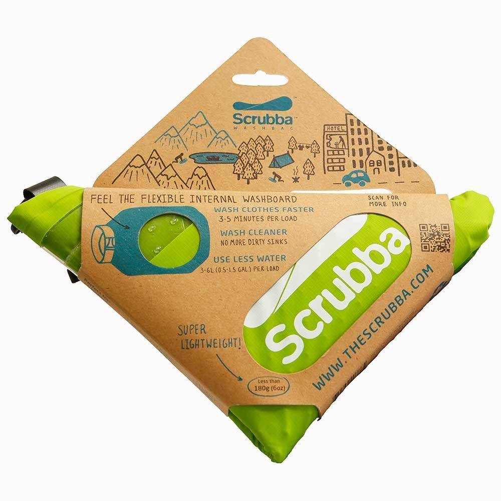 Scrubba SCRUBBA WASH & DRY KIT