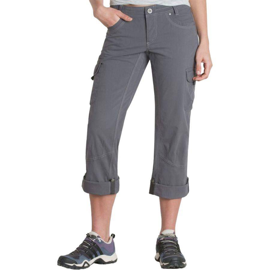 "KUHL KUHL SPLASH ROLL UP PANT 30""Leg WOMEN'S"