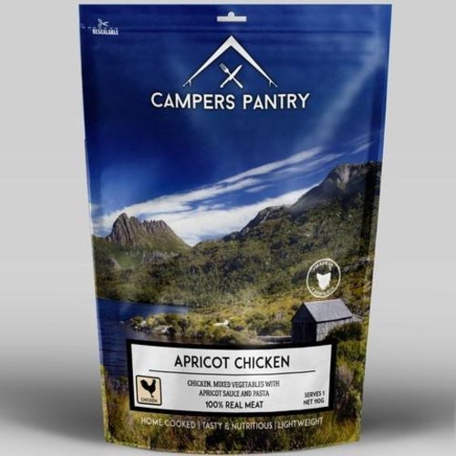 CAMPERS PANTRY CAMPERS PANTRY APRICOT CHICKEN - SINGLE SERVE