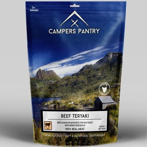 CAMPERS PANTRY CAMPERS PANTRY BEEF TERIYAKI - SINGLE SERVE