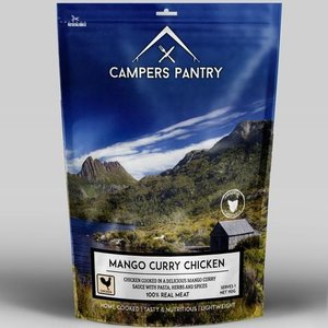 CAMPERS PANTRY CAMPERS PANTRY MANGO CHICKEN CURRY  - SINGLE SERVE