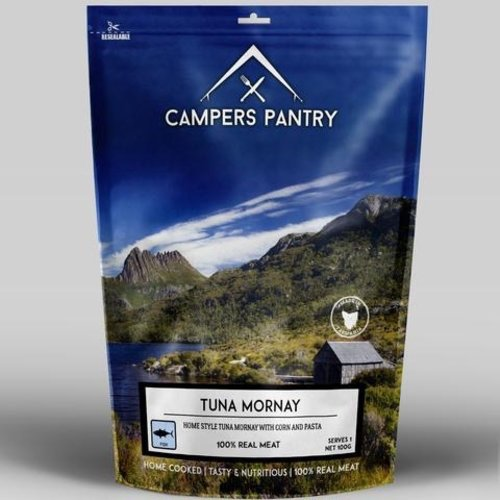 CAMPERS PANTRY CAMPERS PANTRY TUNA MORNAY - SINGLE SERVE