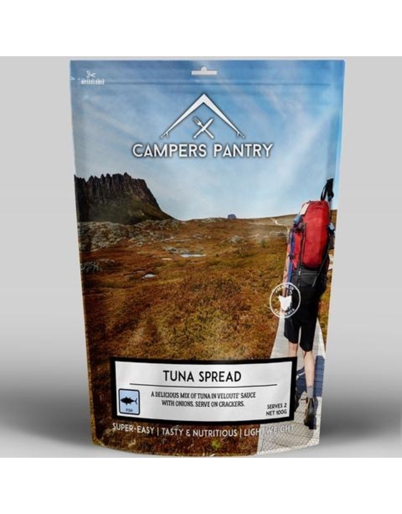 CAMPERS PANTRY CAMPERS PANTRY TUNA SPREAD - LUNCH SERVE