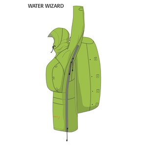 AARN AARN WATER WIZARD WATERPROOF MULTIPURPOSE JACKET