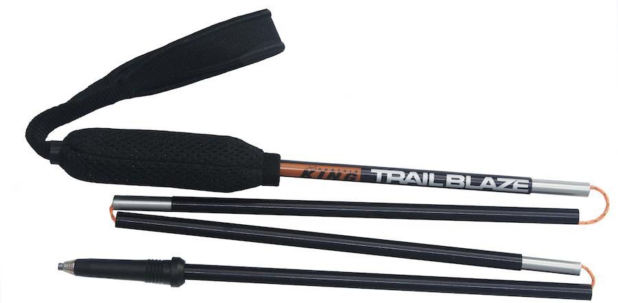 MOUNTAIN KING MOUNTAIN KING TRAIL BLAZE POLE - ALLOY (PAIR)