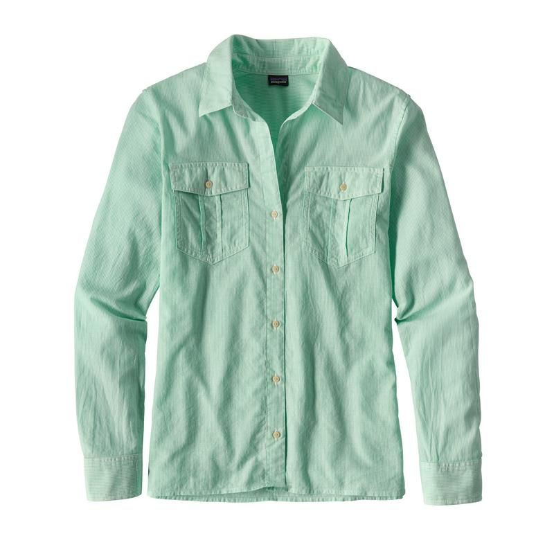 PATAGONIA PATAGONIA LIGHTWEIGHT A/C BUTTONDOWN SHIRT L/S WOMEN'S
