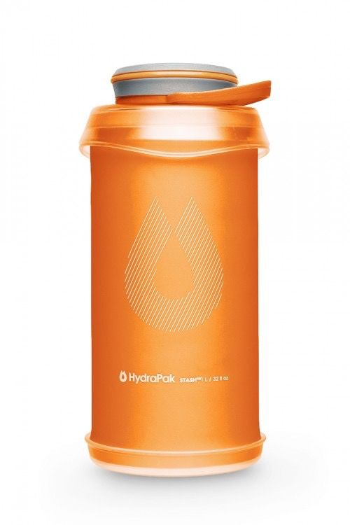 HYDRAPAK HYDRAPAK STASH 1L 2.0 - MOJAVE-ORANGE