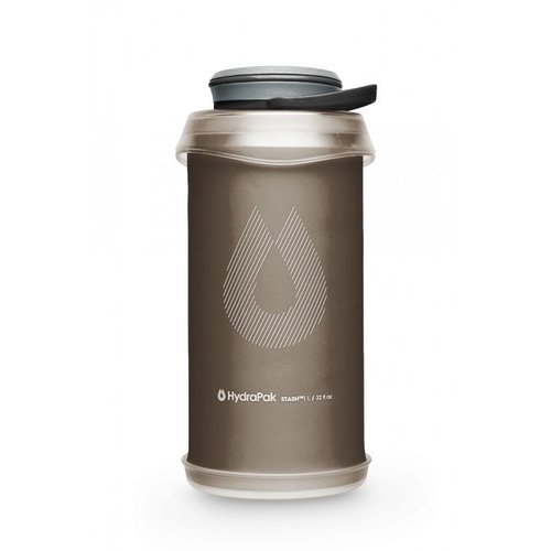 HYDRAPAK HYDRAPAK STASH 1L 2.0 - MAMMOTH-GREY