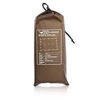 DD HAMMOCKS DD TARP XL 4.5M x 3M, COYOTE BROWN