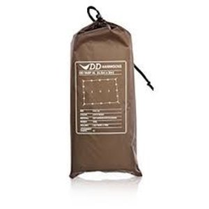 DD HAMMOCKS DD HAMMOCKS DD TARP XL 4.5M x 3M, COYOTE BROWN