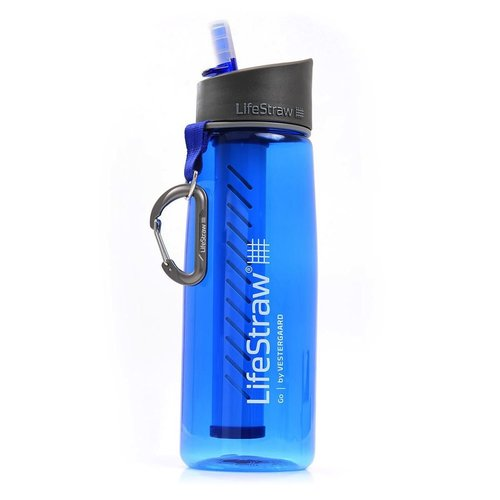 Lifestraw LIFESTRAW Go Bottle with Filter 650ml