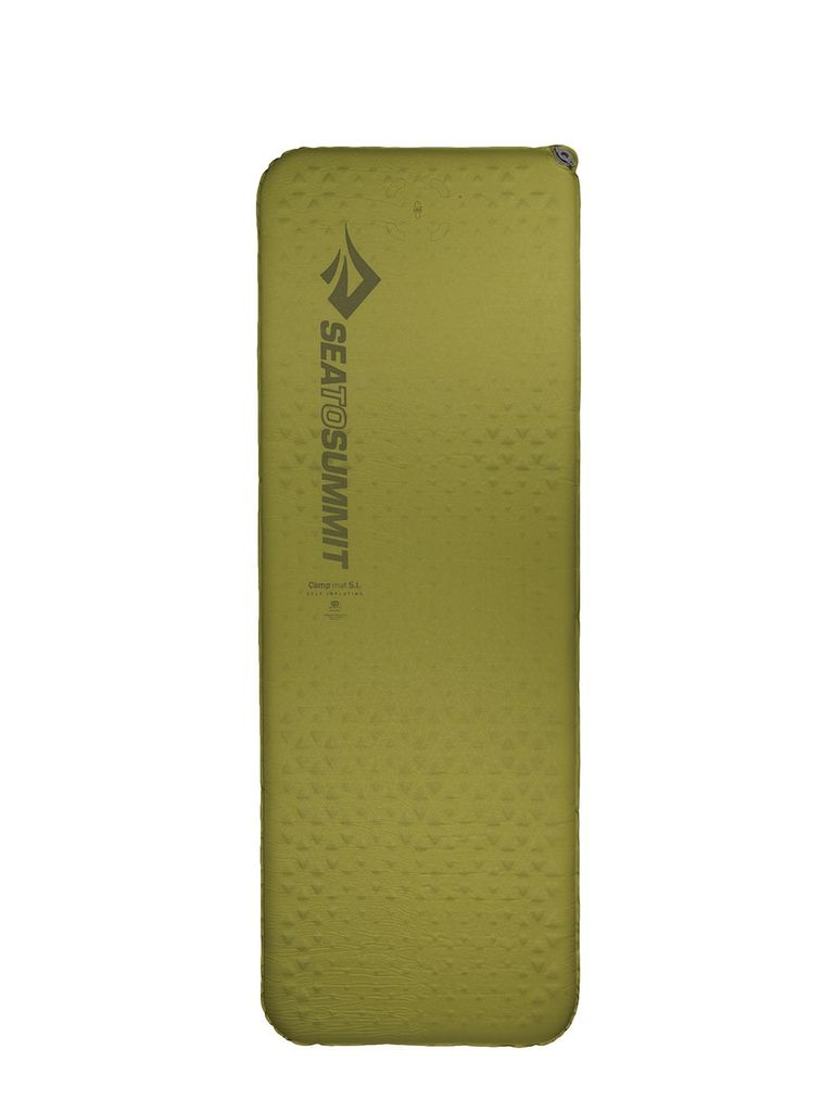 SEA TO SUMMIT SEA TO SUMMIT CAMP SELF INFLATING MAT RECTANGULAR REGULAR - WIDE