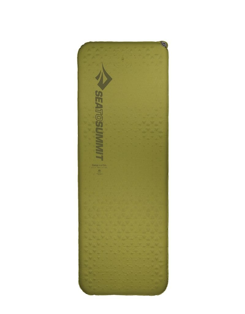 SEA TO SUMMIT SEA TO SUMMIT CAMP SELF INFLATING MAT RECTANGULAR -  LARGE