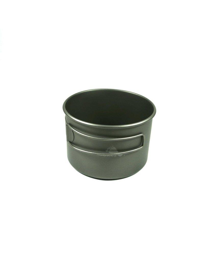 Toaks Titanium TOAKS TITANIUM BOWL D103  - 550ML