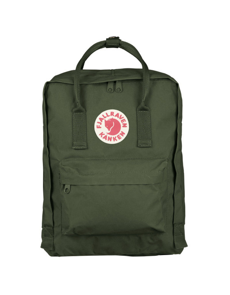 FJALLRAVEN FJALLRAVEN KANKEN PACK FOREST GREEN