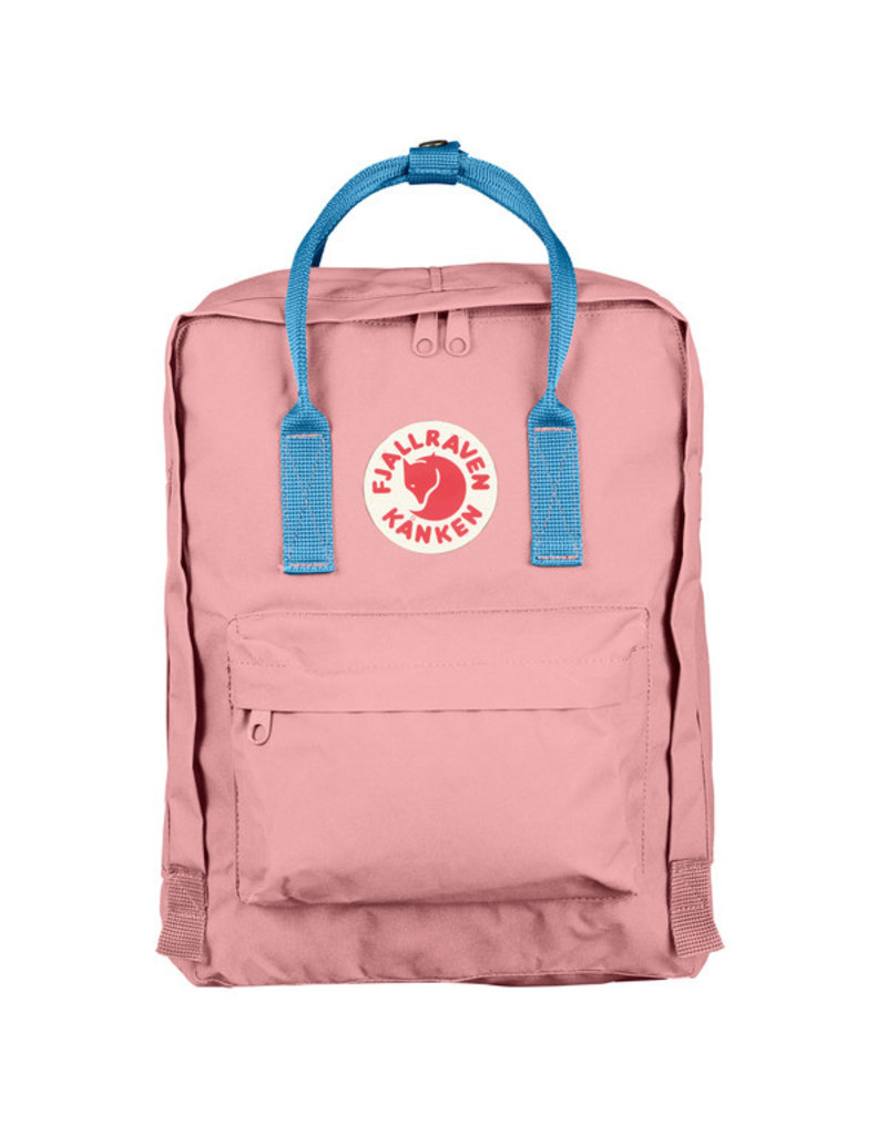 FJALLRAVEN FJALLRAVEN KANKEN PACK PINK - AIR BLUE