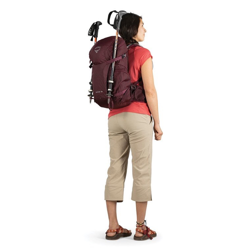 OSPREY OSPREY SKIMMER 20, WOMEN'S HIKING PACK WITH RESERVOIR