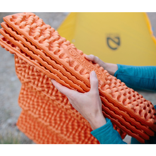 NEMO NEMO SWITCHBACK ULTRALIGHT SLEEPING MAT—SHORT