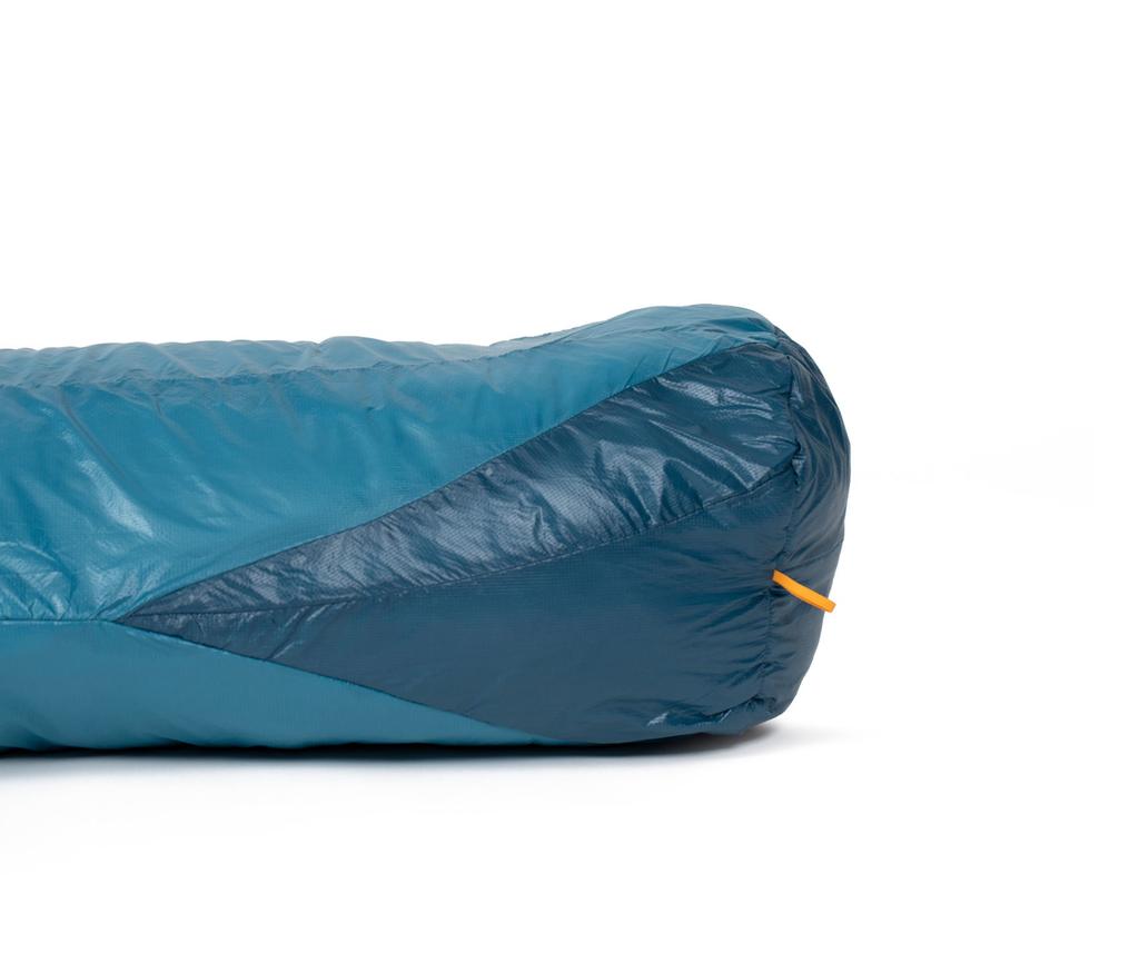 NEMO NEMO KYAN 20-MEN'S SYNTHETIC MUMMY SLEEPING BAG-ABYSS-REG, -7C-2019