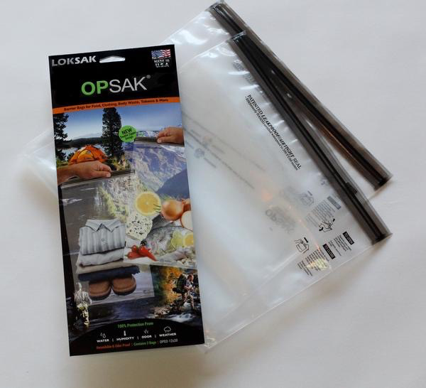 ALOKSAK ALOKSAK-OPSAK- ODOURPROOF/WATEPROOF BAG MULTI PACKS SIZE 12X20 (2PACK)