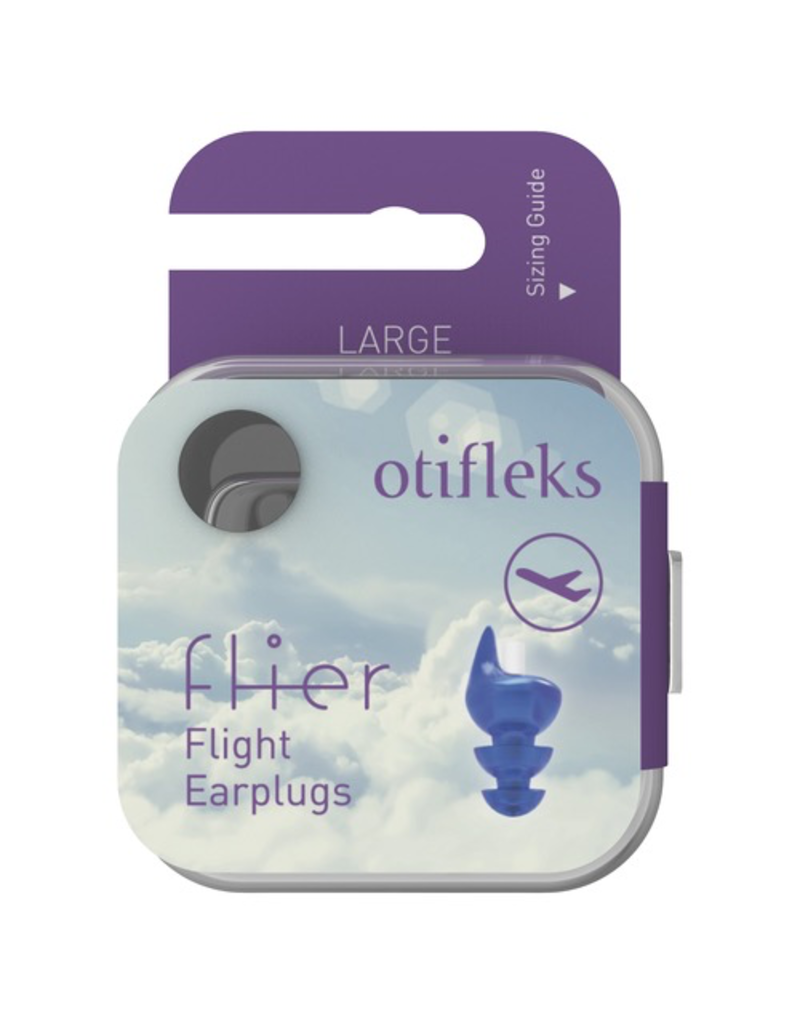 OTIFLEKS OTIFLEKS- FLIER- FLIGHT EARPLUGS