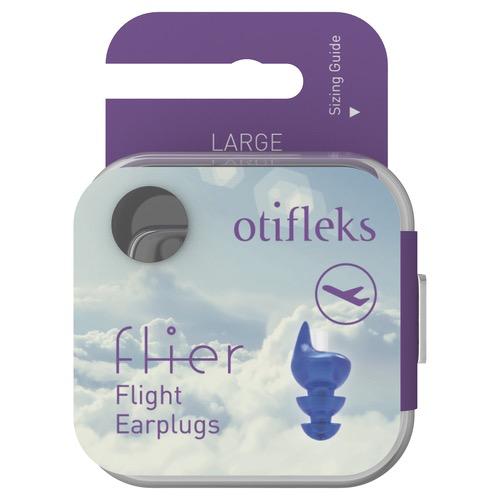 OTIFLEKS OTIFLEKS- FLIER- FLIGHT EARPLUGS