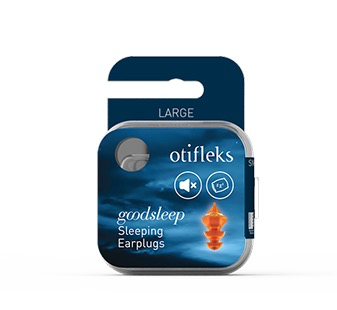OTIFLEKS OTIFLEKS- GOODSLEEP-SLEEPING EARPLUGS