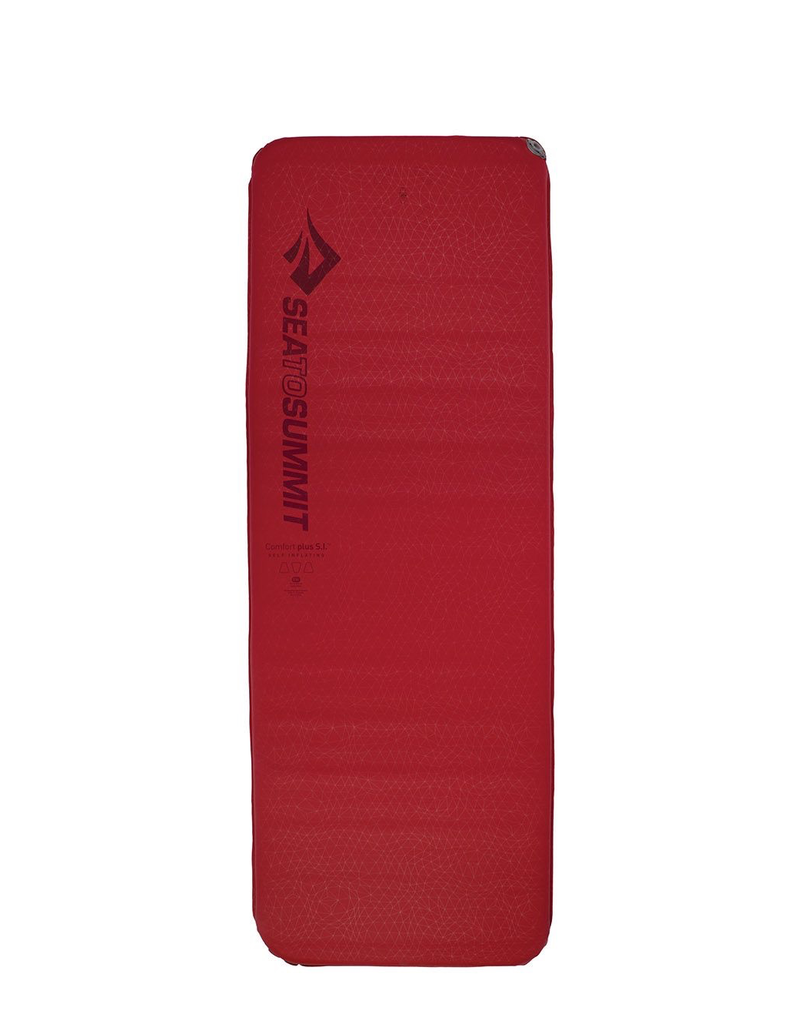 SEA TO SUMMIT SEA TO SUMMIT COMFORT PLUS SELF INFLATING MAT RECTANGULAR REG WIDE
