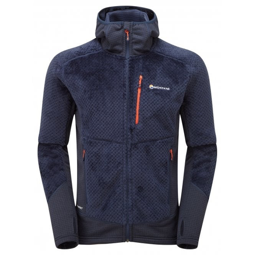 Montane MONTANE WOLF FLEECE HOODED JACKET MEN'S